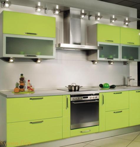 Кухня МДФ 001