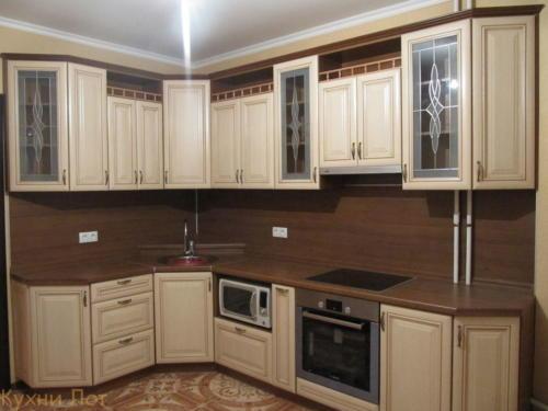 Кухня МДФ 006
