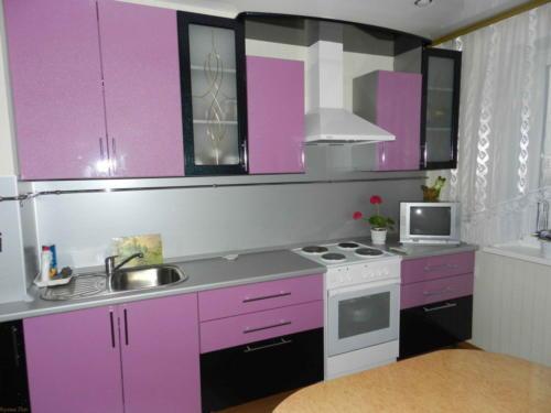 Кухня МДФ 007