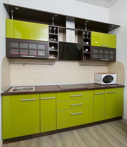 Кухня МДФ 012