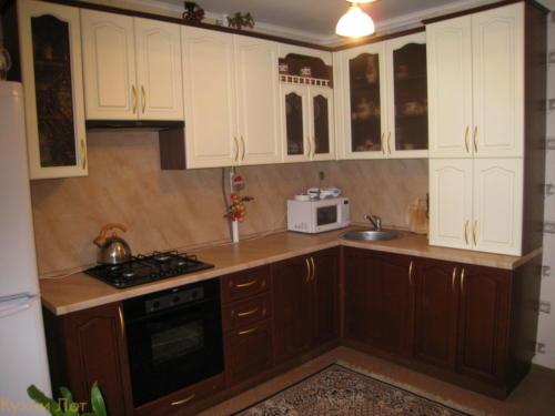 Кухня МДФ 013
