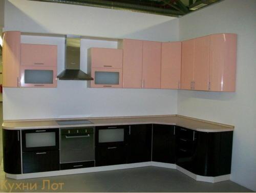 Кухня МДФ 017
