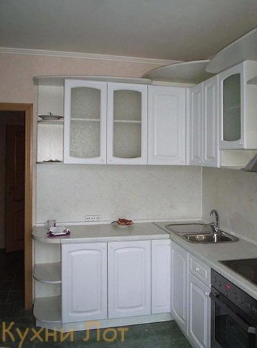 Кухня МДФ 018