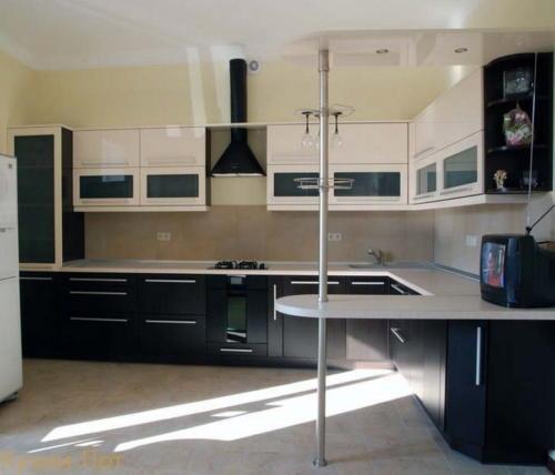 Кухня МДФ 019