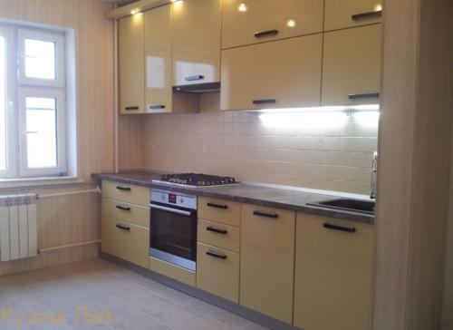 Кухня МДФ 020