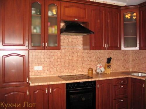 Кухня МДФ 021