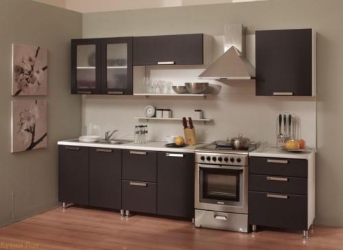 Кухня МДФ 022