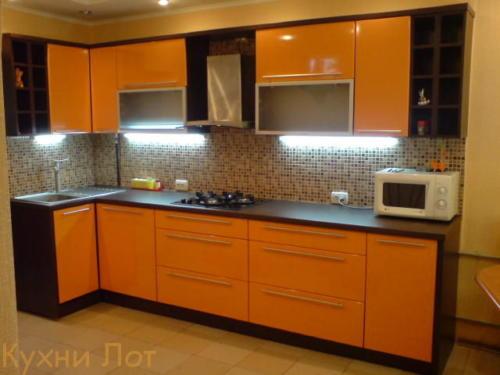 Кухня МДФ 024