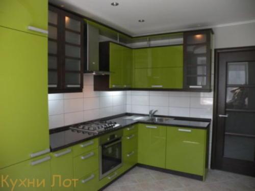 Кухня МДФ 026