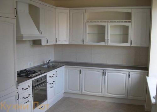 Кухня МДФ 028