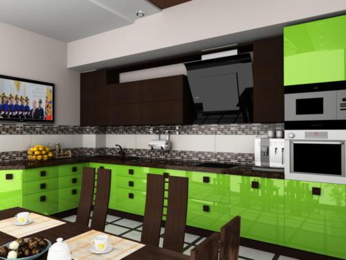 Кухня АЛВИК 009